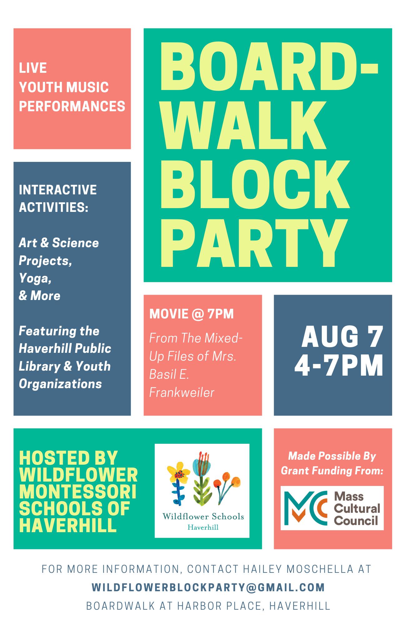 montessoriblockparty-poster
